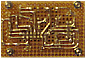 connector board rear