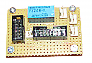 connector board top